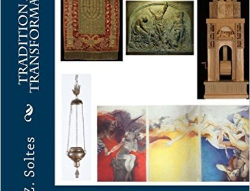 "2016 – Ori Z. Soltes in ""Tradition and Transformation. Three Millenia of Jewish Arts and Architecture"""