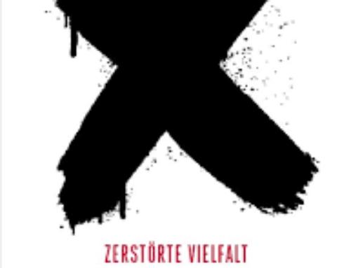 2013 – Björn Weigel in Zerstörte Vielfalt. Berlin 1933-1938-1945. Eine Stadt erinnert sich. / Diversity Destroyed. Berlin 1933-1938-1945.A City Remembers