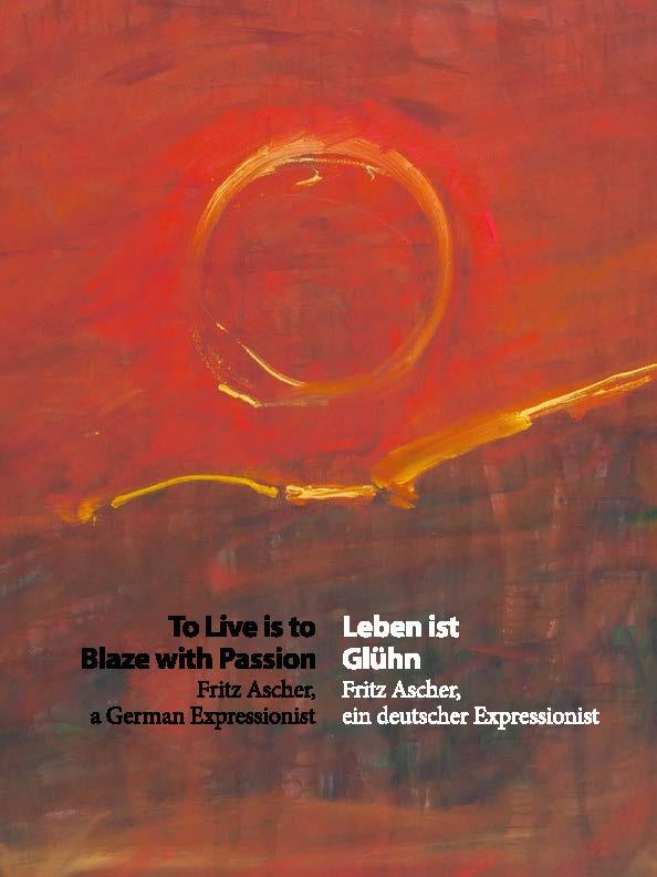 Fritz Ascher Exhibition Catalog