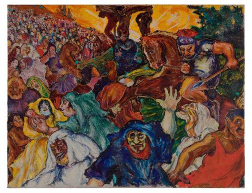 """Golgatha"" (""Golgotha""), 1915"