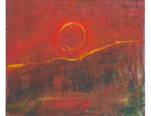 """""""Untergehende Sonne"""" (""""Setting Sun""""), c. 1960"""