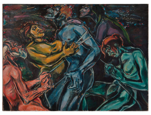 University of Richmond Museums Presents Panel Discussion on Expressionism