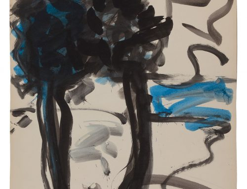 Two Trees, c. 1963
