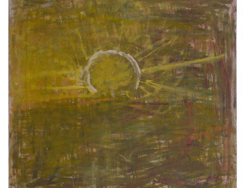 """Sonnenuntergang"" (""Sunset""), c. 1960"