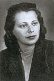 Hildegard Bromberg. Quelle: Gedenkstätte Deutscher Widerstand